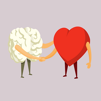 heart brain PARTNER WITH YOUR UNCONSCIOU