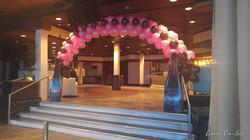 2 Color Balloon Arch