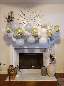 Small Balloon Garland