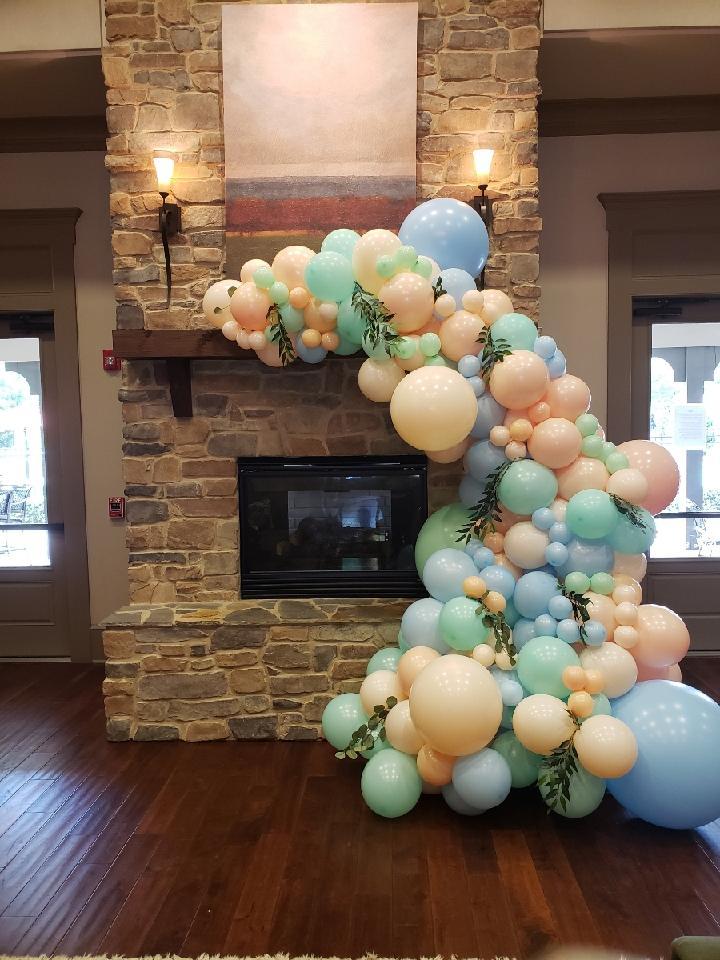 Custom Organic Balloons