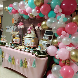 Woodland Sweets Table