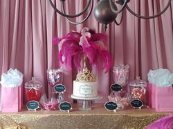Milestone Sweets Table