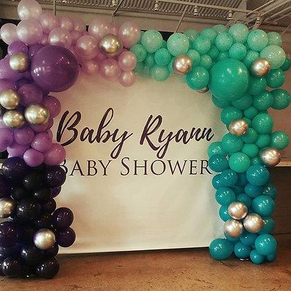 Atlanta Organic Balloon Arch