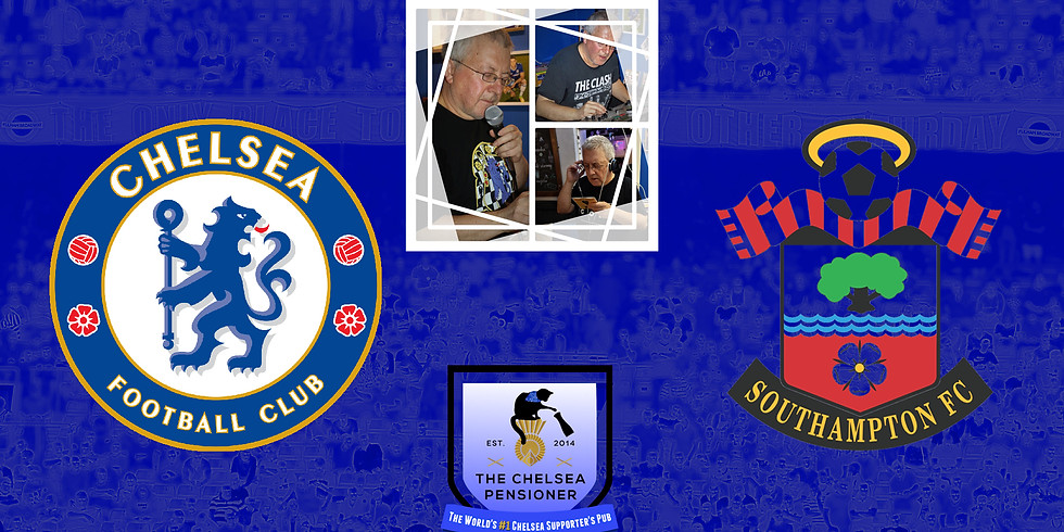 Chelsea Home Matchday - Southampton