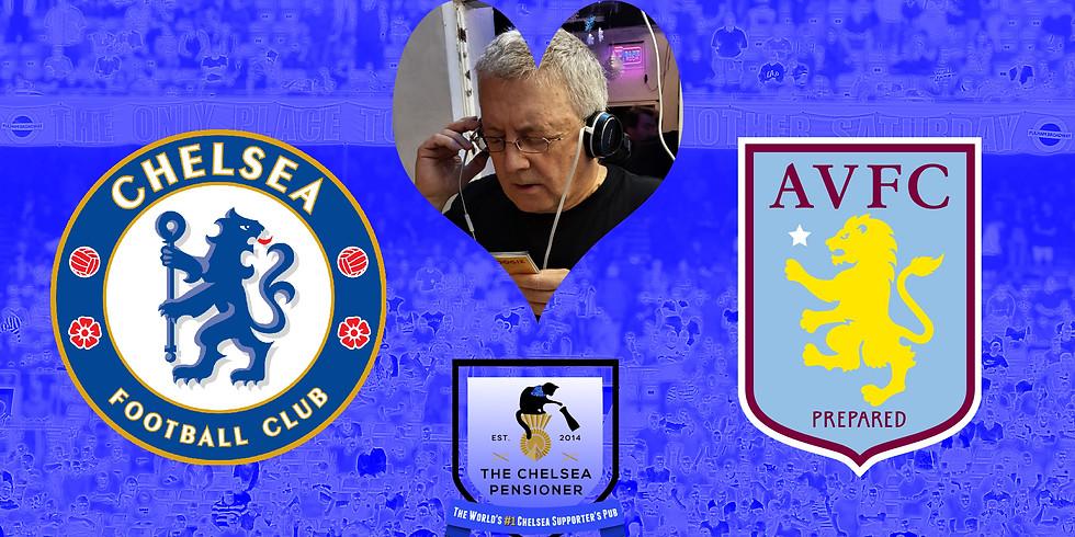 Chelsea Home Matchday - Aston Villa (Carabao Cup)