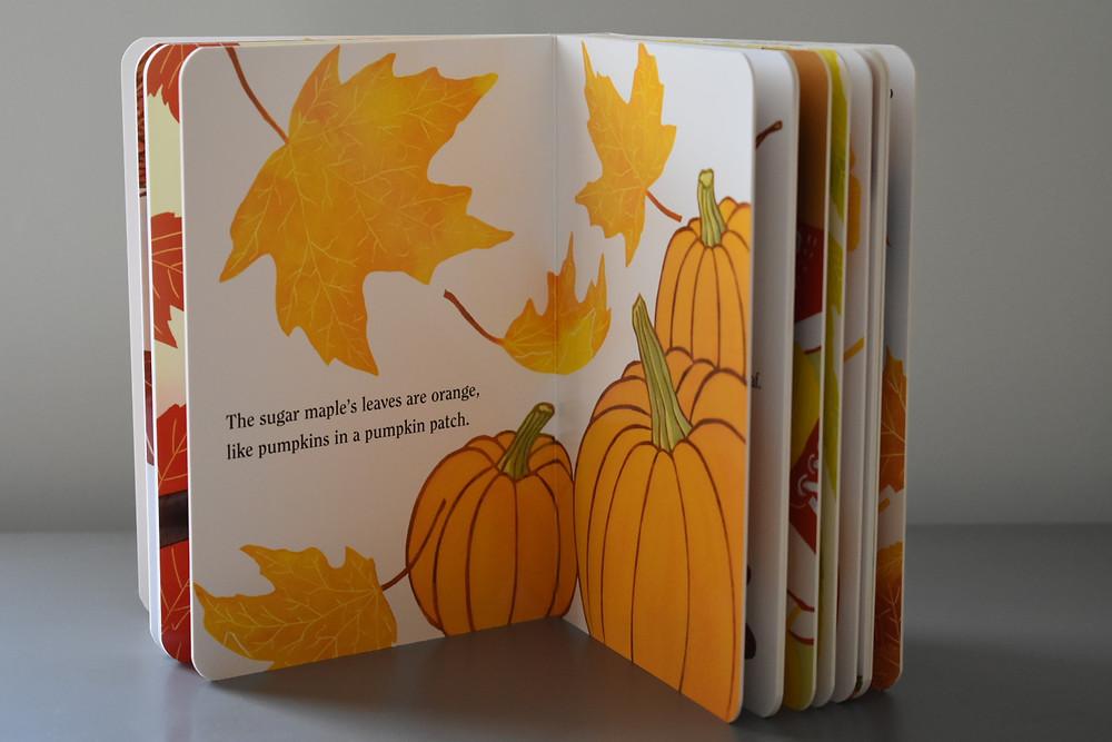 Leaf Jumpers by Carole Gerber
