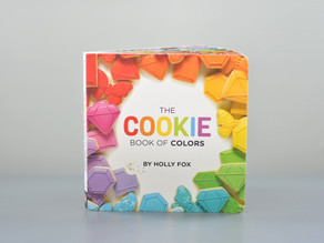 New Release: The Cookies Book of Colors by Holly Fox