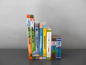 Eight Board Books from Chronicle Kids