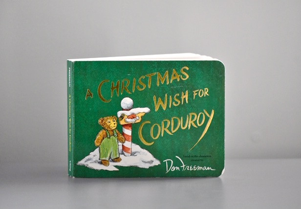 A Christmas Wish for Corduroy                      G. Hennessy and illustrated by Jody Wheeler