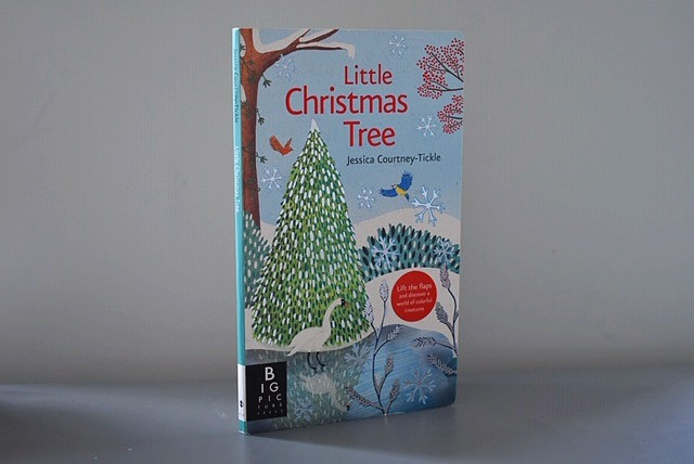 Little Christmas Tree by Jessica Courtney-Tickle