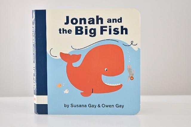 Jonah and the Big Fish by Susana Gay & Owen Gay