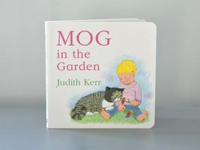 Mog in the Garden by Judith Kerr