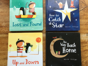 What's on Your Shelf? Interview with BookBairn