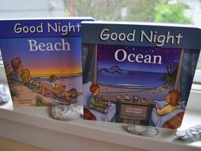 Good Night Beach. Good Night Ocean