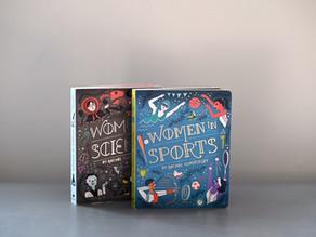 Women in Sports & Women in Science by Rachel Ignotofsky