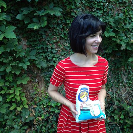 Author & Illustrator, Suzy Ultman