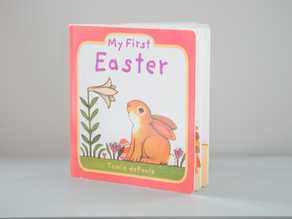 5 Books for Easter
