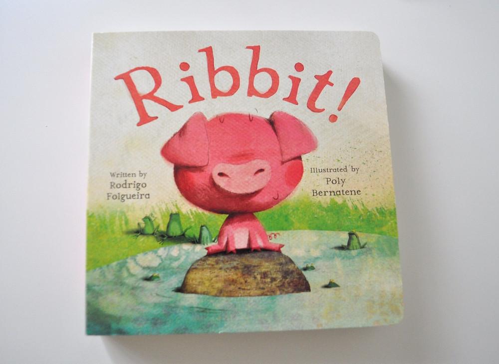 Ribbit by Rodrigo Folgueira