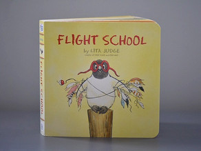 New to Board Book Format: Flight School by Lita Judge