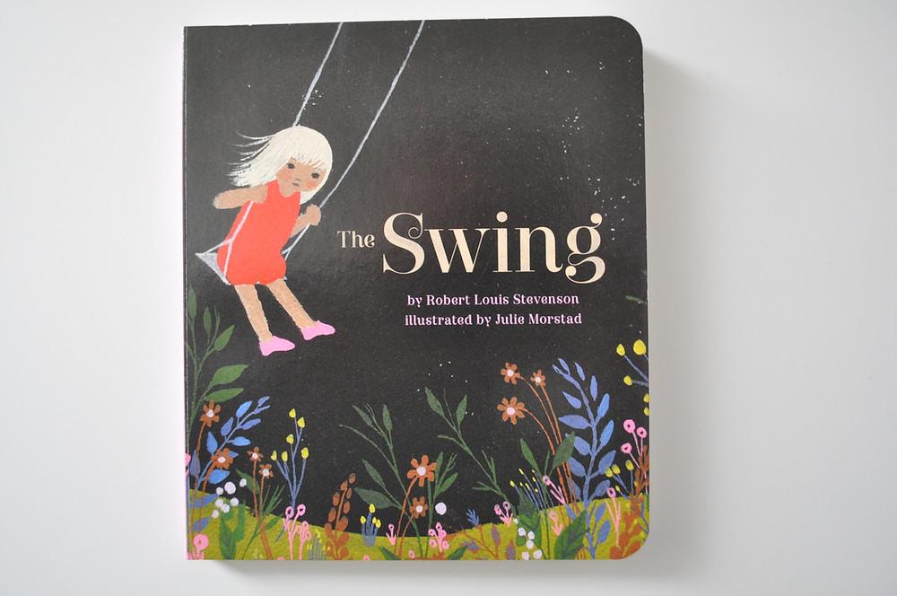 The Swing by Robert Louis Stevenson