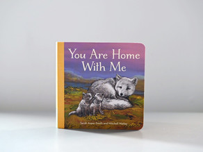 New to Board Book Format: You Are Home With Me by Sarah Asper-Smith & Mitchell Watley