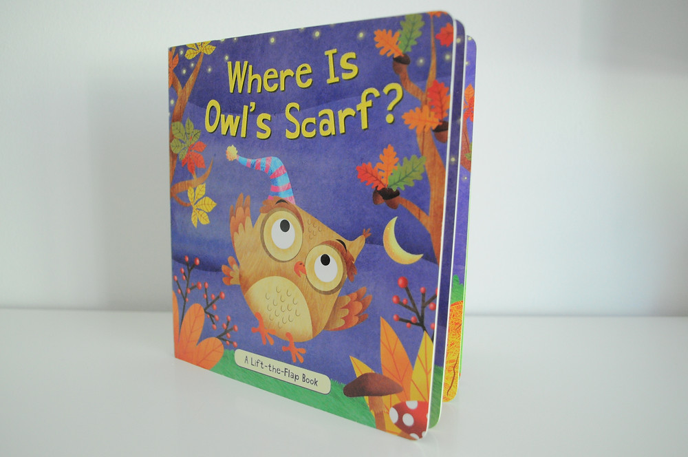 Where is Owl's Scarf by Brandy Cook