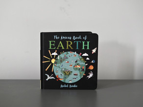Happy Earth Day! The Amicus Book of Earth by Isobel Lundie