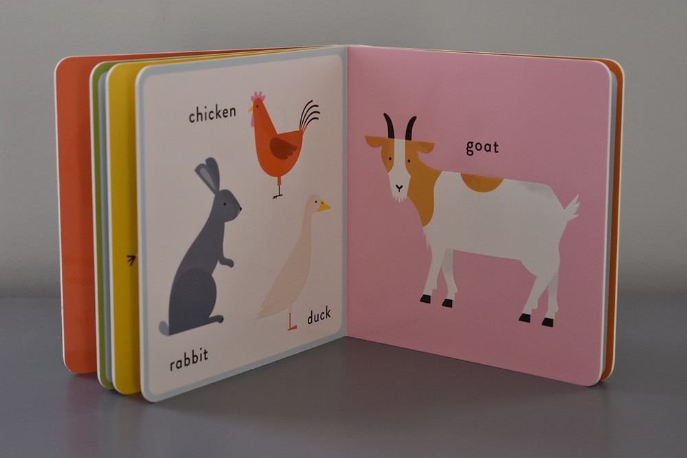 First Animals by Hannah & Holly