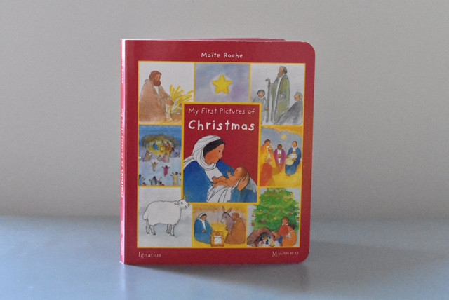 My First Pictures of Christmas by Maite Roche