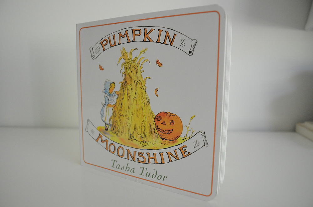 Pumpkin Moonshine by Tasha Tudor