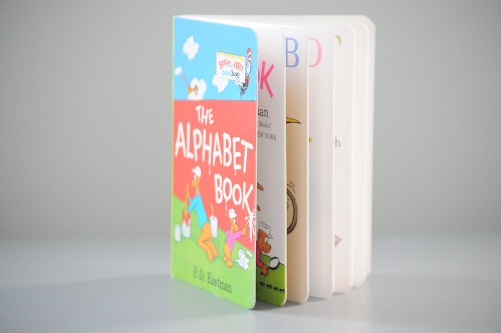The Alphabet Book by P. D. Eastman