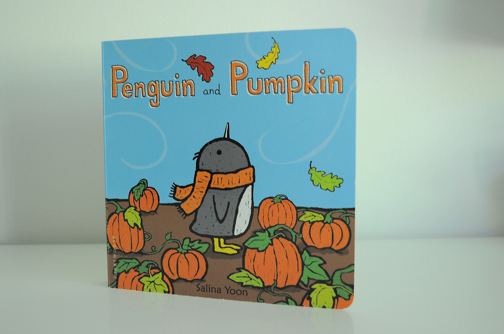Penguin and Pumpkin by Salina Yoon