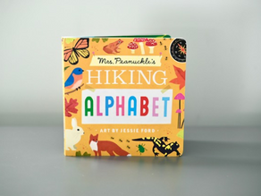 Mrs. Peanuckle's Hiking Alphabet by Maria Rodale with Illustrations by Jessie Ford