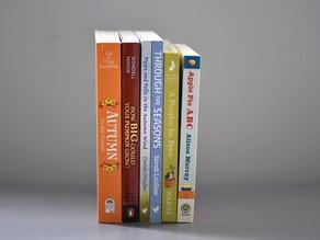 6 Board Books for Fall
