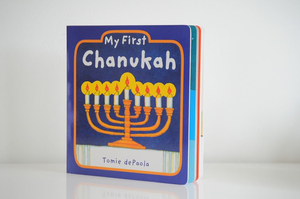 My First Chanukah by Tomie dePaola