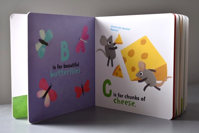 A Little Book About ABC by Leo Lionno