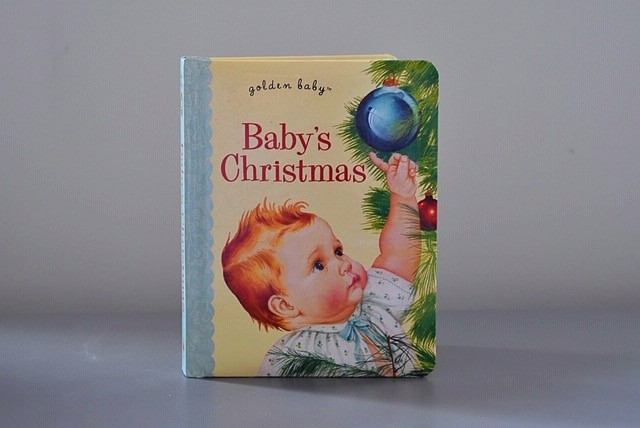 Baby's Christmas by Esther Wilkin & illustrated by Eloise Wilkin