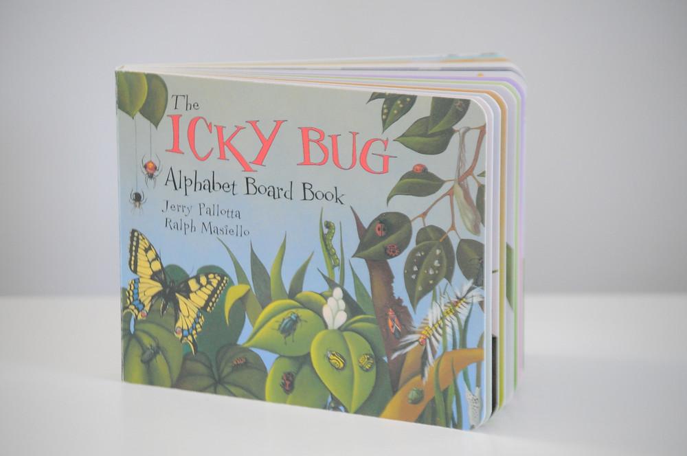 The Icky Bug by Jerry Pallotta