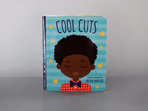 New to Board Book Format: Cool Cuts by Mechal Renee Roe