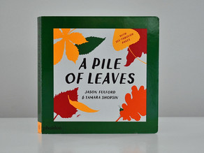 A Pile of Leaves by Jason Fulford & Tamara Shopsin