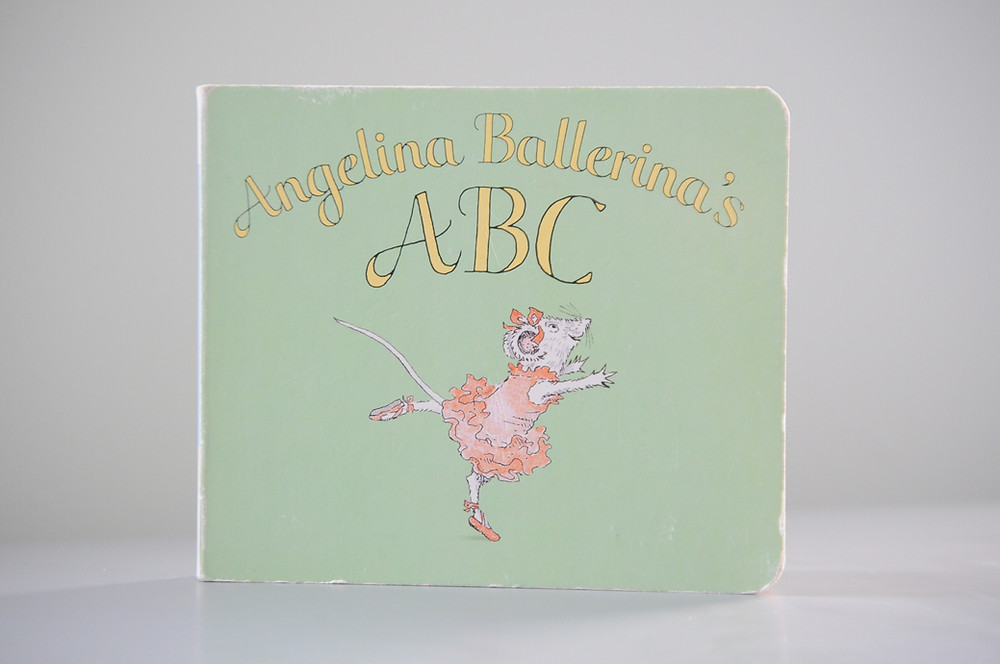 Angelina Ballerina's ABC