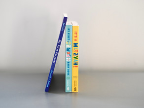 3 Board Books for Passover