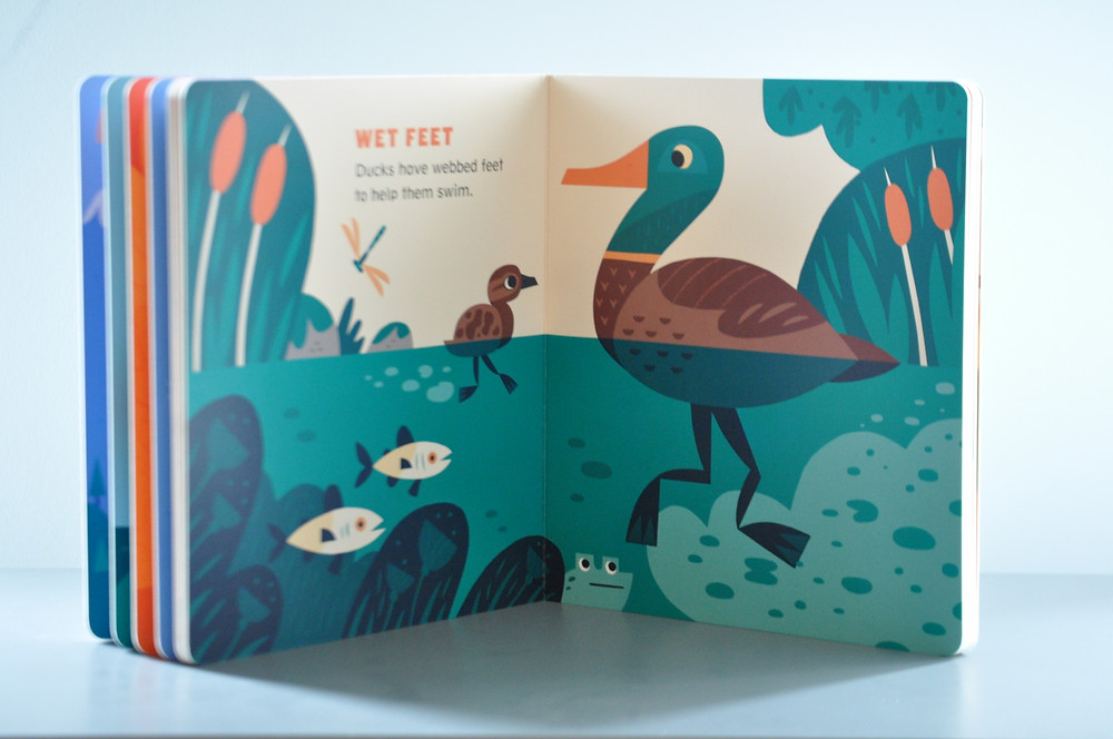 So Many Feet by Nichole Mara and Alexander Vidal