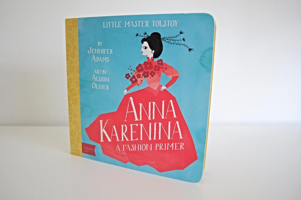 Anna Karenina by Jennifer Adams