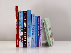 Some Old Some New: 9 Board Books for Winter