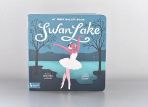 Swan Lake by Jennifer Adams & illustrations by Corey Egbert