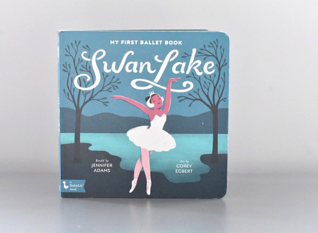 Swan Lake by Jennifer Adams & illustrations by Corey Egbert