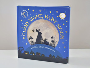 Good Night, Baby Moon by DK Publishing