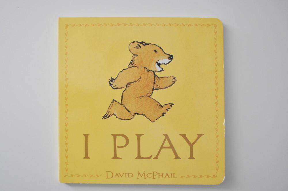 I Play by David McPhail