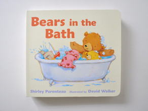 Bears in the Bath